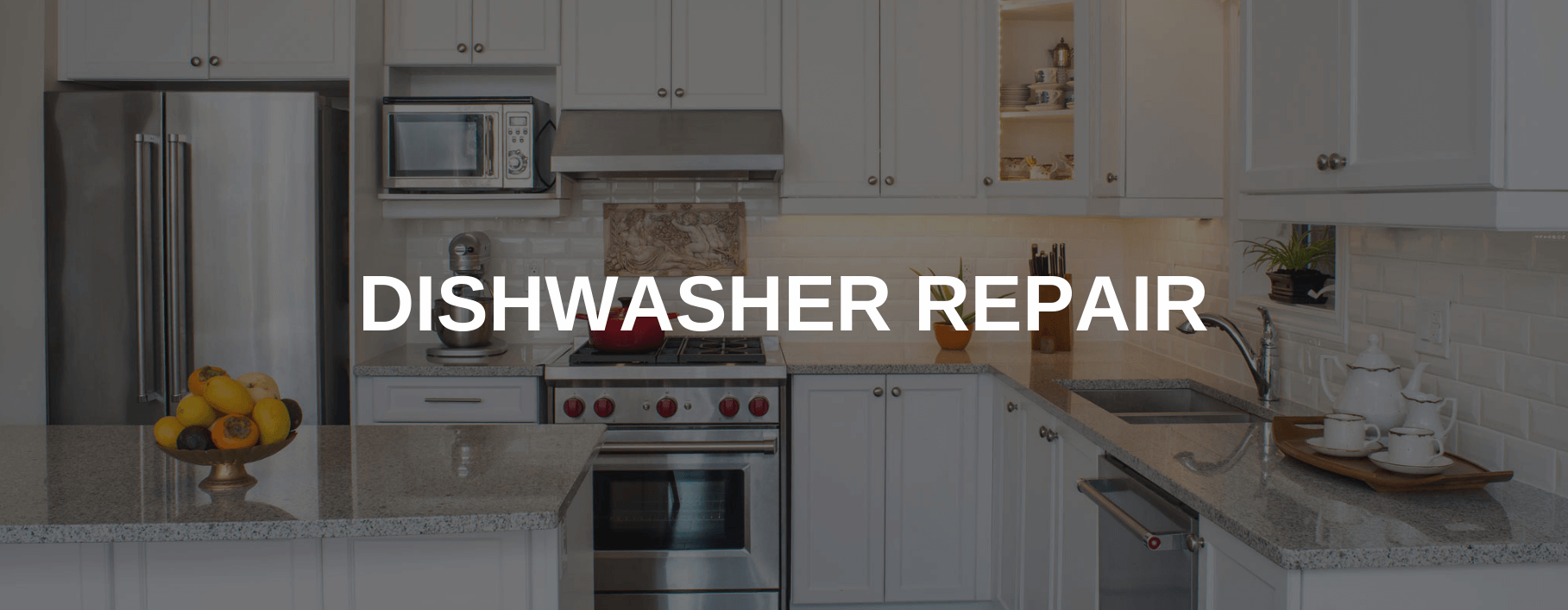 dishwasher repair west haven