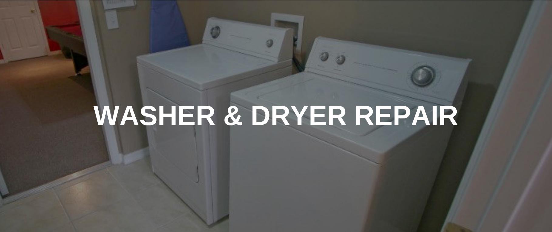 washing machine repair west haven